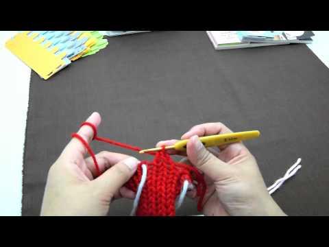 Magic Knit ถักเก็บปลายชิ้นงาน