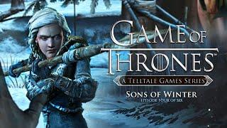 Game of Thrones · Episode 4: Sons of Winter (FULL EPISODE Walkthrough)