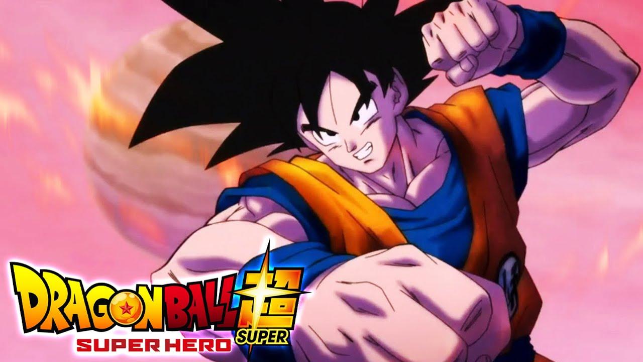 DRAGON BALL SUPER FILM 2022 TRAILER OFFICIEL ! UN FILM ENTIER EN CGI...  SUPER SUPER HERO TRAILER