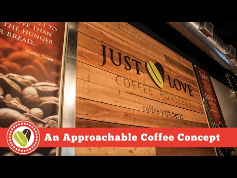 Just Love Coffee Franchise: An approachable coffee concept