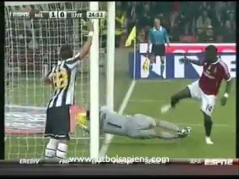 Muntari Goal VS JUVENTUS