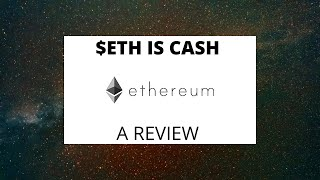ETHEREUM -- $ETH & DeFi -- ETH IS MONEY/DECENTRALIZED FINANCE IS FUTURE ~~