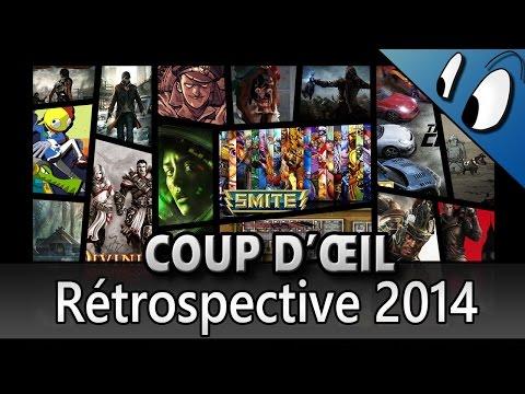 COUP D'ŒIL - Rétrospective 2014