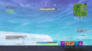 Fortnite Battle way out