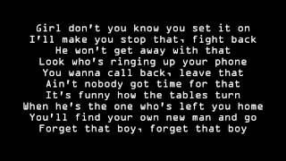 Little Mix - Boy (Lyrics)