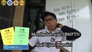 Membedah soal SBMPTN dan UM