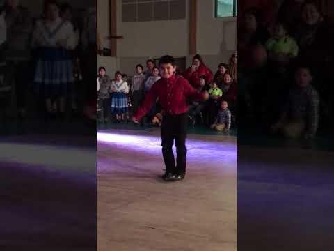 Eastmain fiddle dance