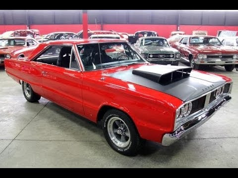 1966 dodge coronet 496 for sale muscle cars michigan youtube. Black Bedroom Furniture Sets. Home Design Ideas
