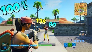 Comment avoir 100% shotgun Accuracy! Fortnite Shotgun Conseils PS4/Xbox! (Aim Better Shotgun Conseils!)