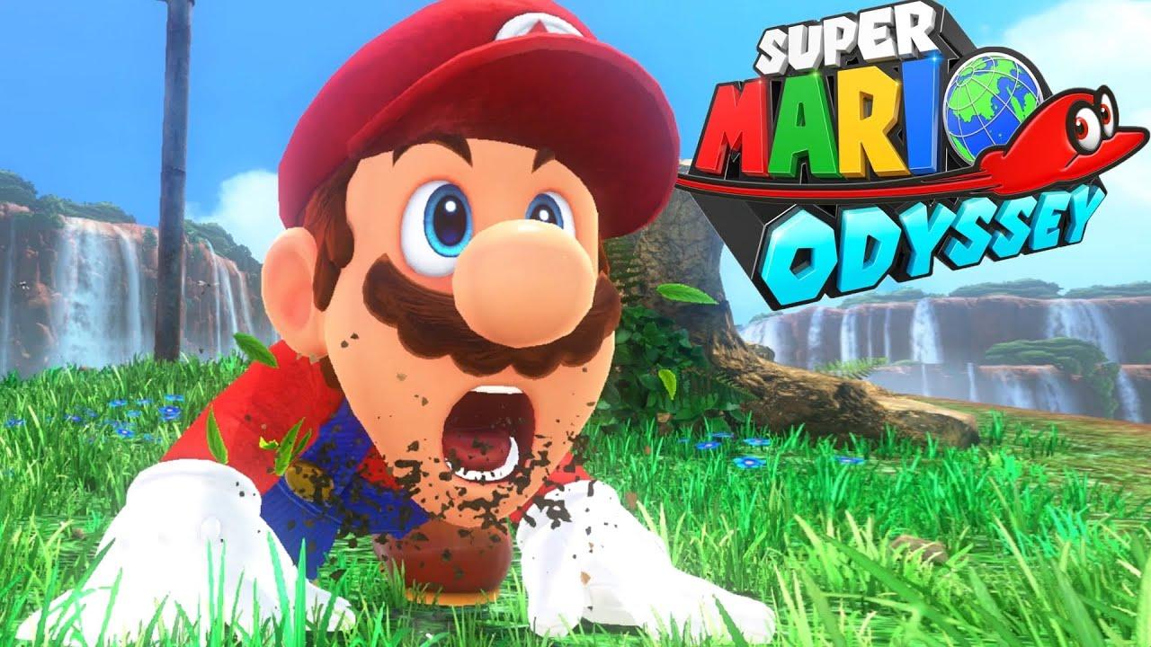 Download Super Mario Odyssey - Full Game Walkthrough