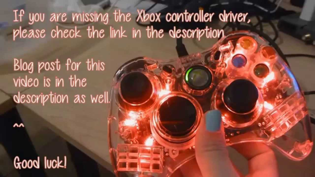 Afterglow Xbox 360 Wired Controller Driver Windows 7: HOW TO Get Afterglow Xbox 360 Controller to work on PCrh:youtube.com,Design