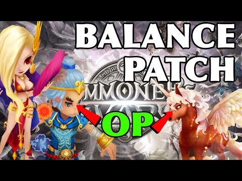 [Summoners War] BALANCE PATCH + GIVEAWAY