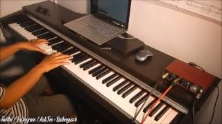 Raisa - Teka Teki Piano Cover
