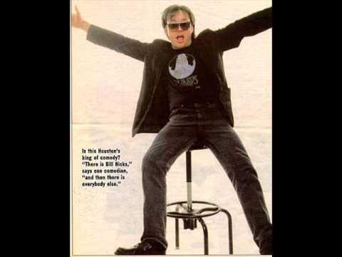 Bill hicks , Joe rogan music