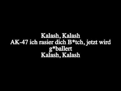Haftbefehl - Kalash feat. Soufian, DOE, Enemy, Diar (Lyrics)