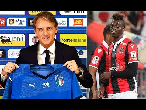 Mancini to talk to Mario Balotelli about a return to the national side