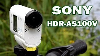 Sony HDR-AS100V: обзор экшн-камеры(, 2014-09-02T08:34:26.000Z)
