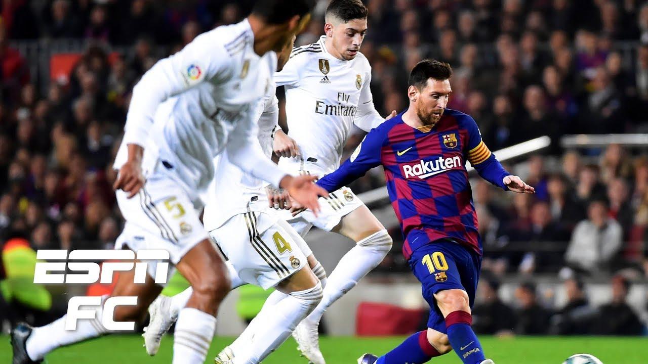 Barcelona Vs Real Madrid Reaction Disappointing El Clasico La