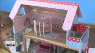 кукольный дом KidKraft Chelsea