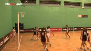 Courtcraft for Netball (Psychomotor Domain)