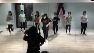 2018 12 18 K POP  MV 孝孝老師 @OHANA 2