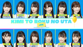 """Hello everyone, this time I uploaded """"Kimi To Boku No Uta"""" from ≠ME because I really like the song. This one is very challenging since I haven't followed them ..."""