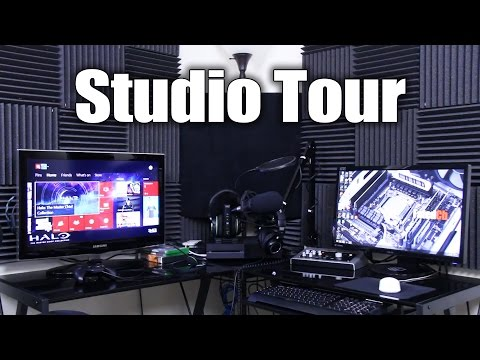 Fated's Studio Tour - 2015