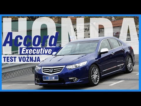TEST VOŽNJA///Honda ACCORD Executive 2.4 i-vtec///2013