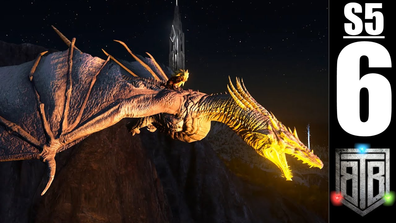 Ark Drachen