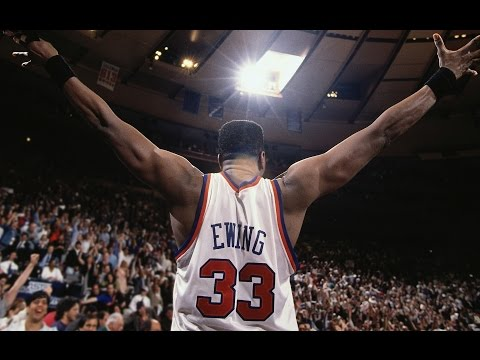 Patrick Ewing's Top 10 Career Plays