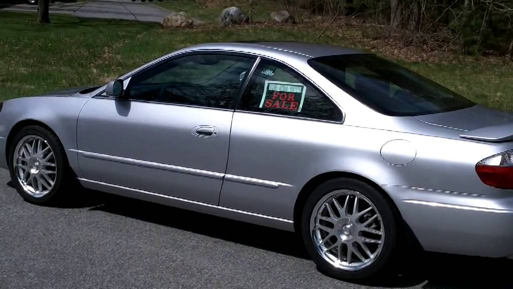 Acura Tl Type S For Sale >> 2003 Acura CL-S 6Speed FOR SALE MINT!!! - YouTube