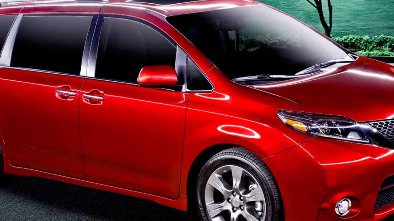 2015 toyota sienna hybrid all performance new cars youtube. Black Bedroom Furniture Sets. Home Design Ideas