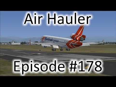 FSX   Air Hauler Episode #178 - Juneau to Bozeman   MD-11