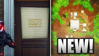 FINALLY.. *NEW* ALL SECRET MAP CHANGES! (HUGE SEASON 4 FORTNITE MAP UPDATE)
