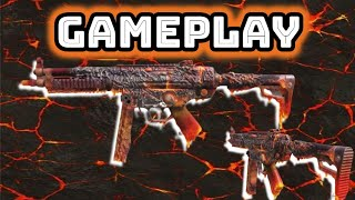 PEGUEI E GAMEPLAY QQ9 PONTO DE FUSÃO ( MELTING POINT) E O METAL MACE - CALL OF DUTY MOBILE - CODM