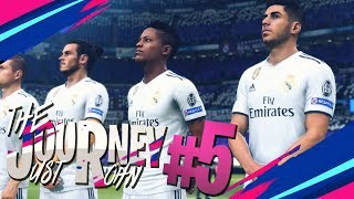 L'ESORDIO IN CHAMPIONS LEAGUE! - FIFA 19 THE JOURNEY: CHAMPIONS #5