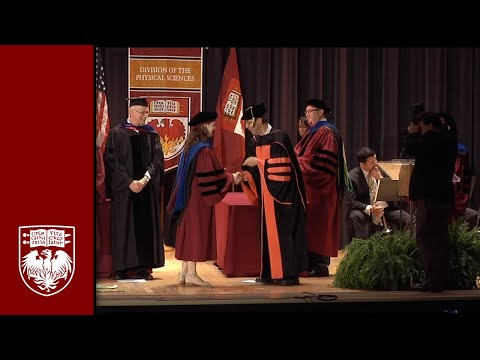 Physical Sciences Division 2013 Diploma and Hooding Ceremony