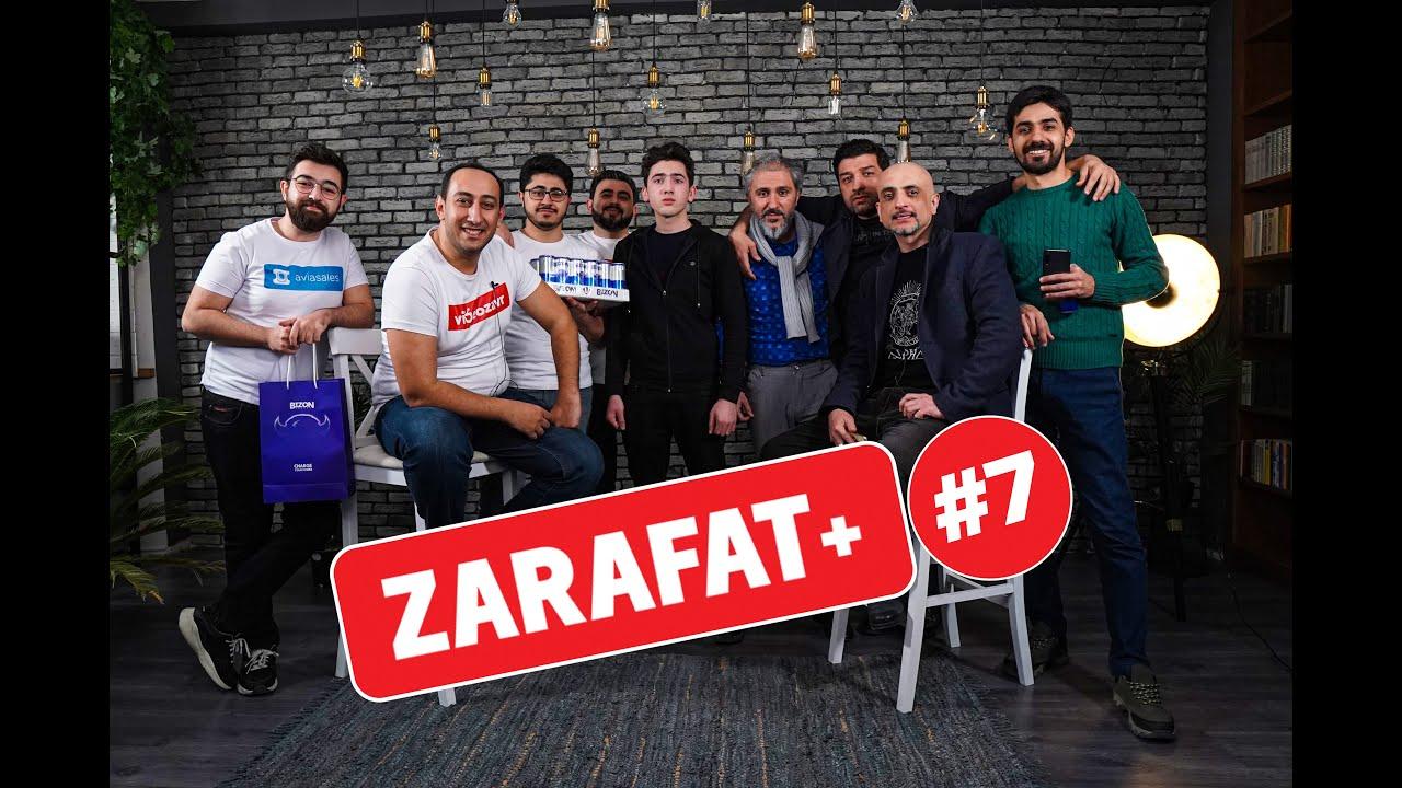 Zarafat+ #7 \ SMARTFON HƏDİYYƏ