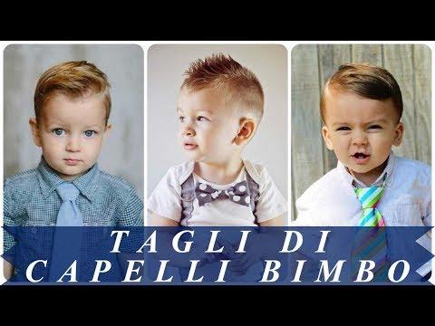 Nuove Tendenze Taglio Capelli Bimbo 2018 Youtube