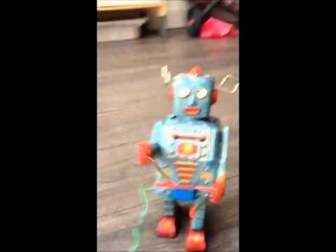 Nomura Musical Drummer Robot R57