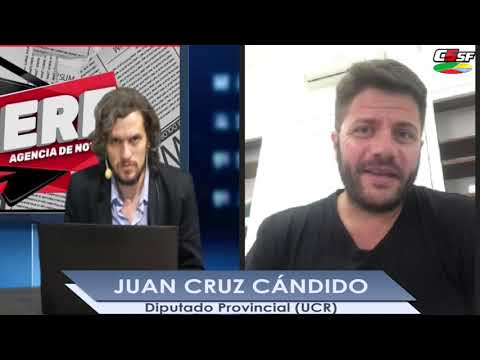 Juan Cruz Cándido: Retiraron fondos de Salud para financiar Billetera Santa Fe