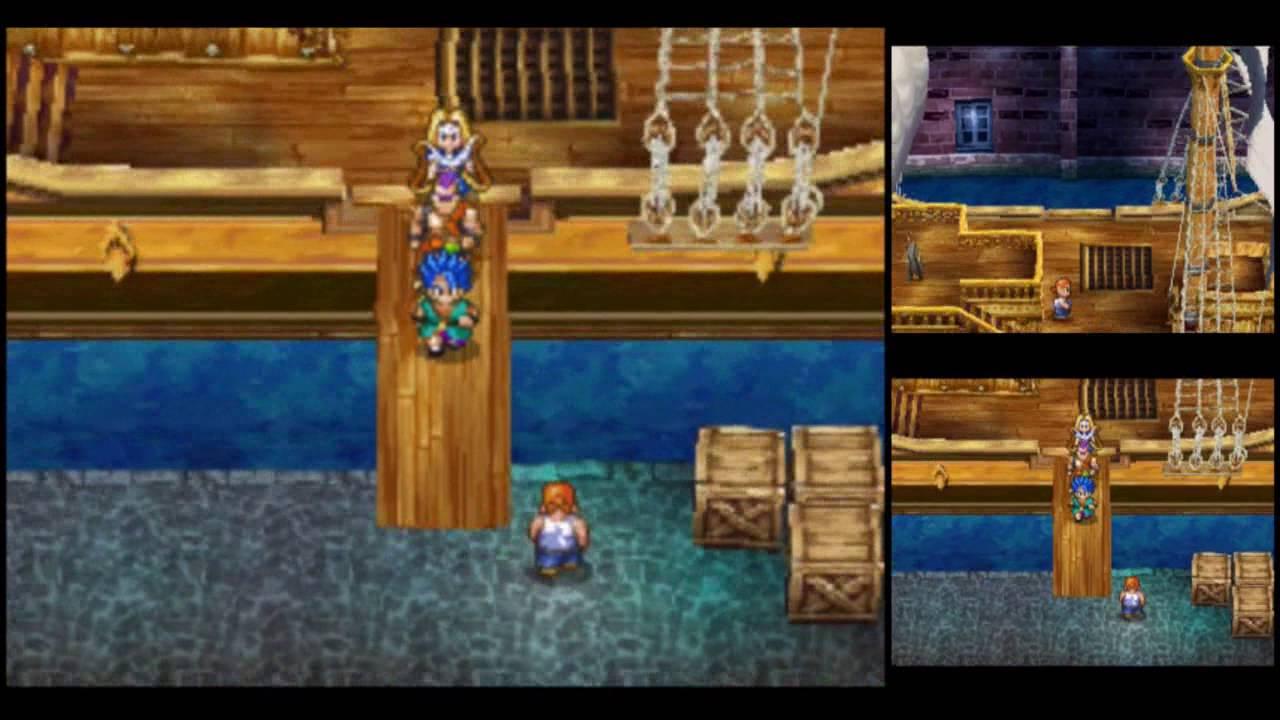 somnia furniture. Dragon Quest VI [DS] (No Commentary) #019, Sailing To Somnia Furniture