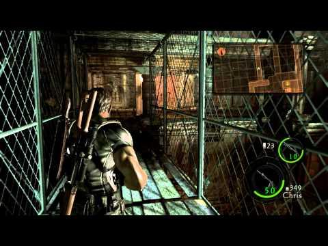 Let´s Play Resident Evil 5 Together 29 - Berliner Kreiselkarussel