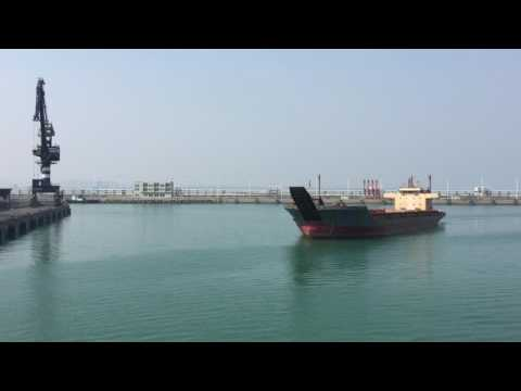 our 5015 DWT Self propelled barges  LCT type for sale.