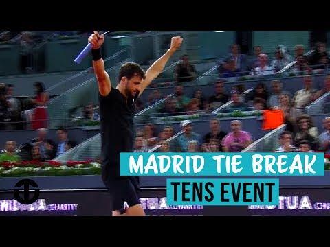 Madrid Tie Break Tens Event | Trans World Sport