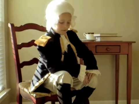 An Interview With George Washington (4th Grade Biography)