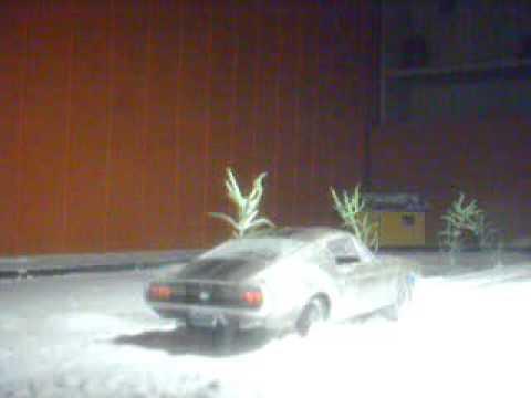 Slot Racing On Snow