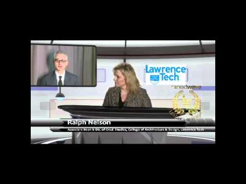 Interview with Ralph Nelson from Lawrence Tech University