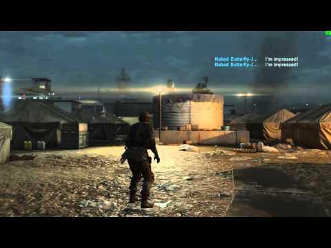 PC Metal Gear Online 3 New Equipments