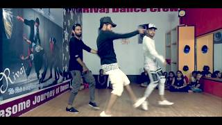 Mein- emiway dance choreography feat. THE RIVAJ DANCE CREW